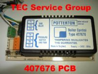Trade Pack of 10 PCBs for Potterton Netaheat models. Part Number 407676
